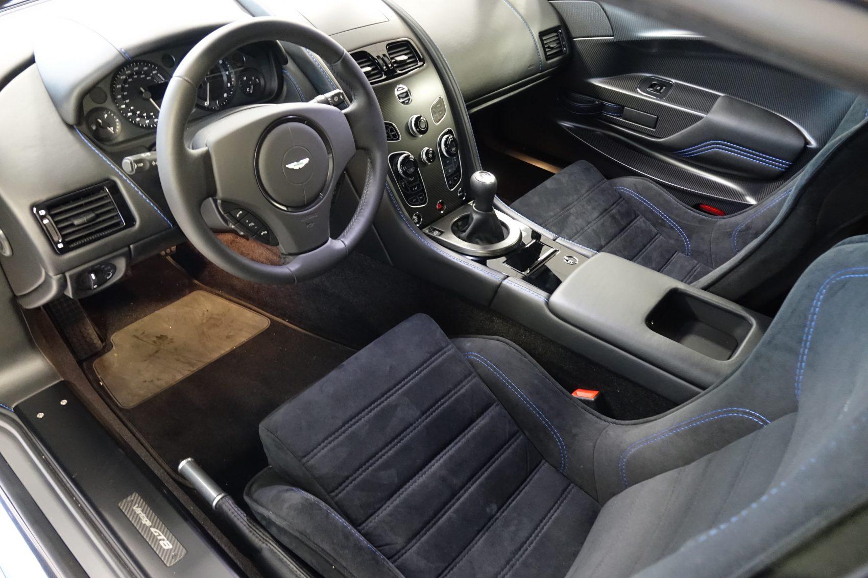 Aston Martin Vantage Gt8 1 Of 150 Assetto Corsa