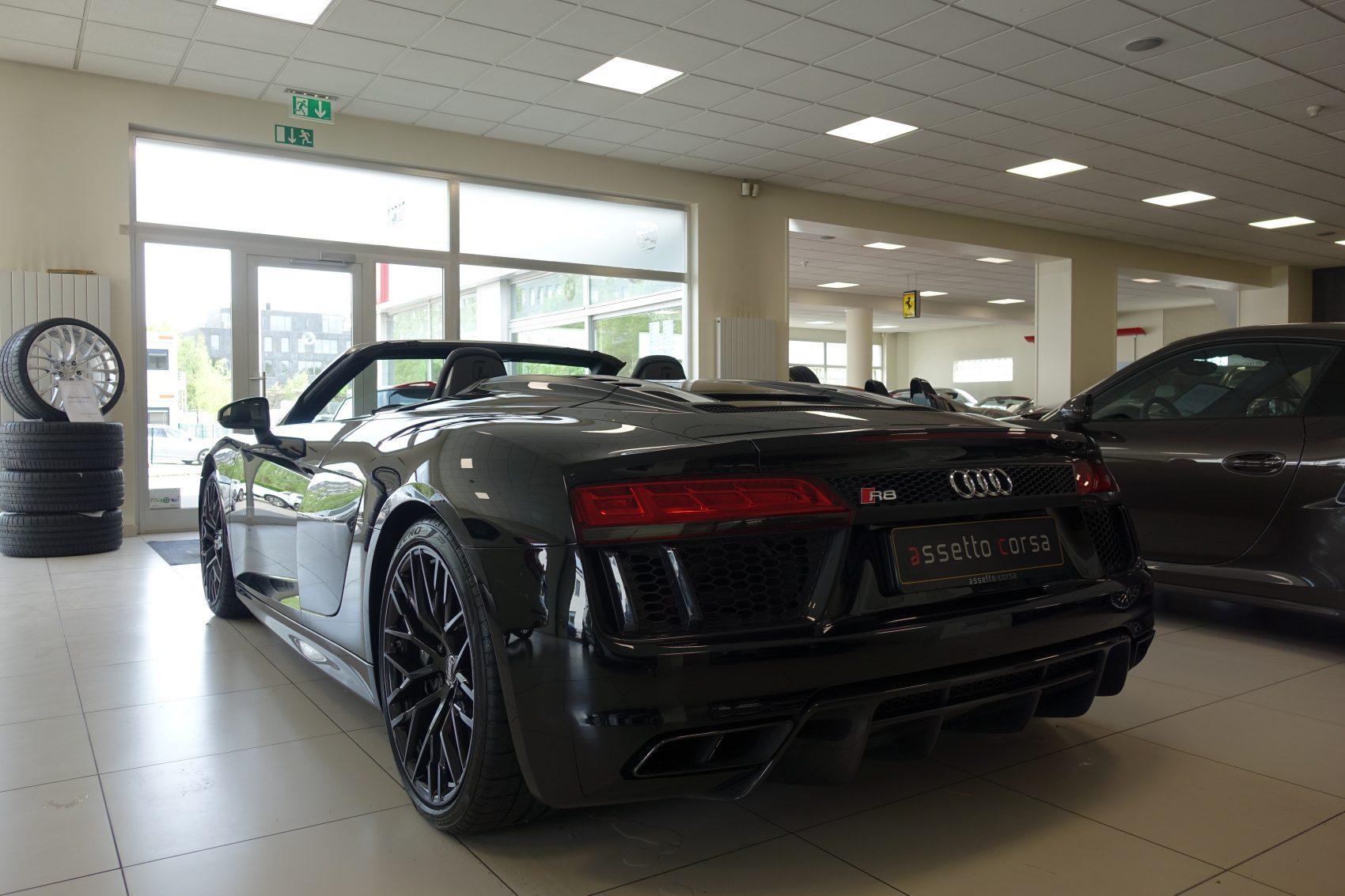 Audi R8 Spyder Assetto Corsa