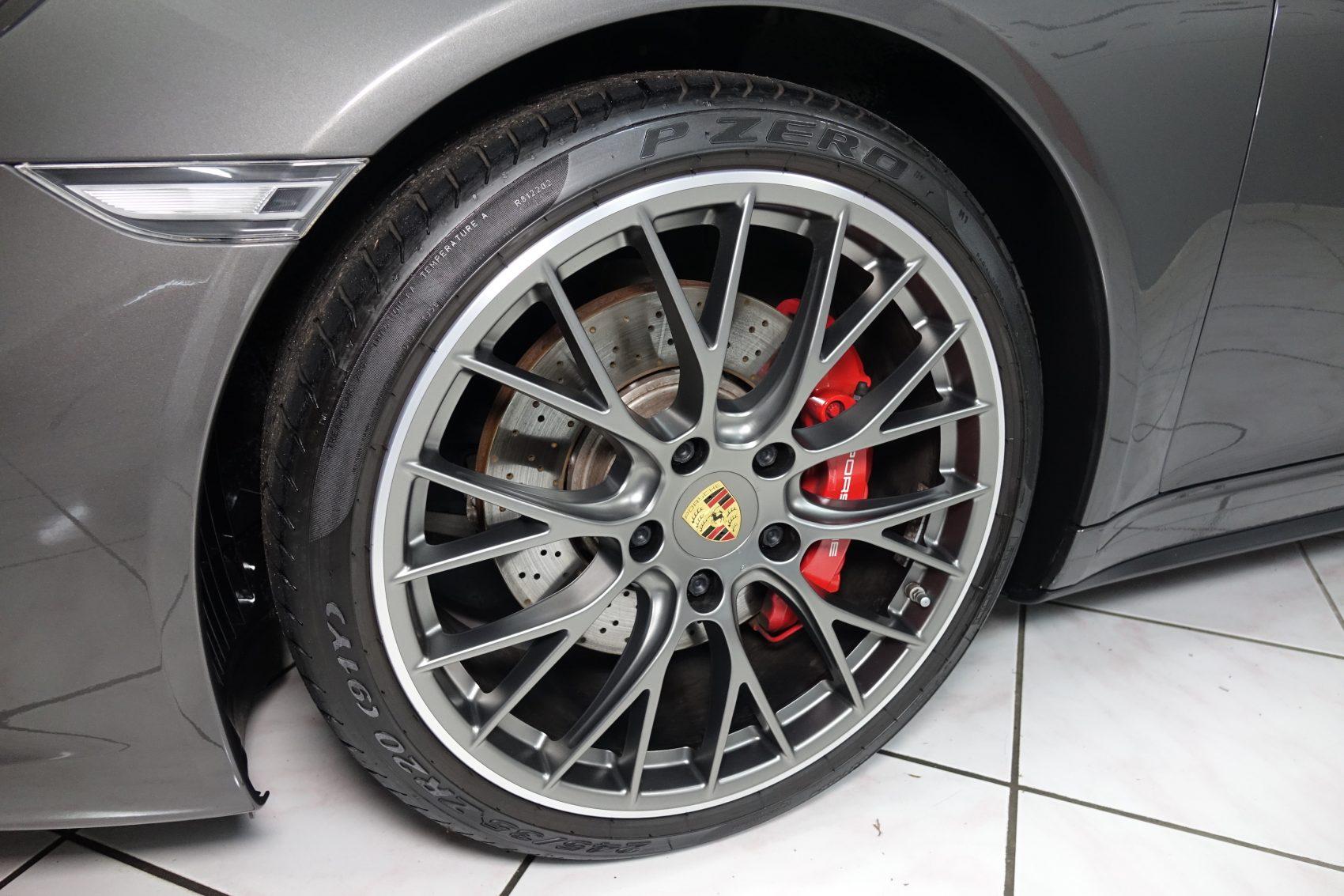 PORSCHE - 911 (991) CARRERA 4S CABRIOLET - Assetto Corsa