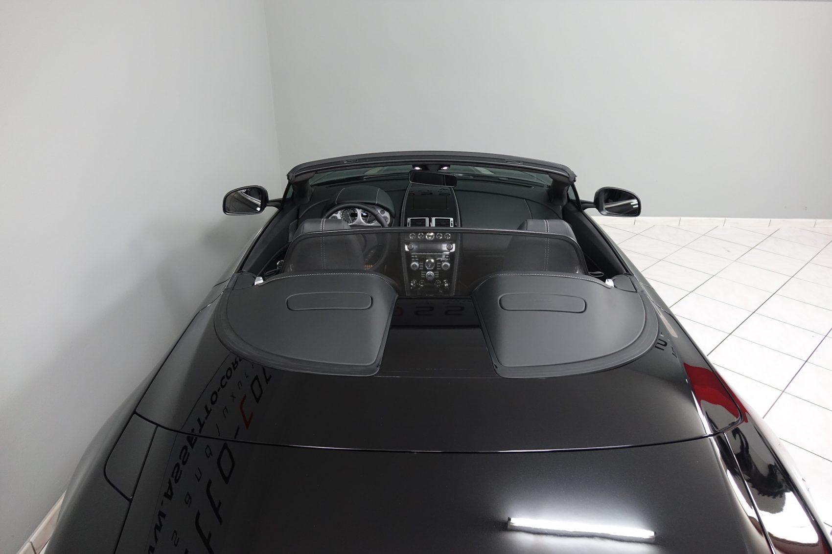 aston martin - roadster sp8 vantage s v10
