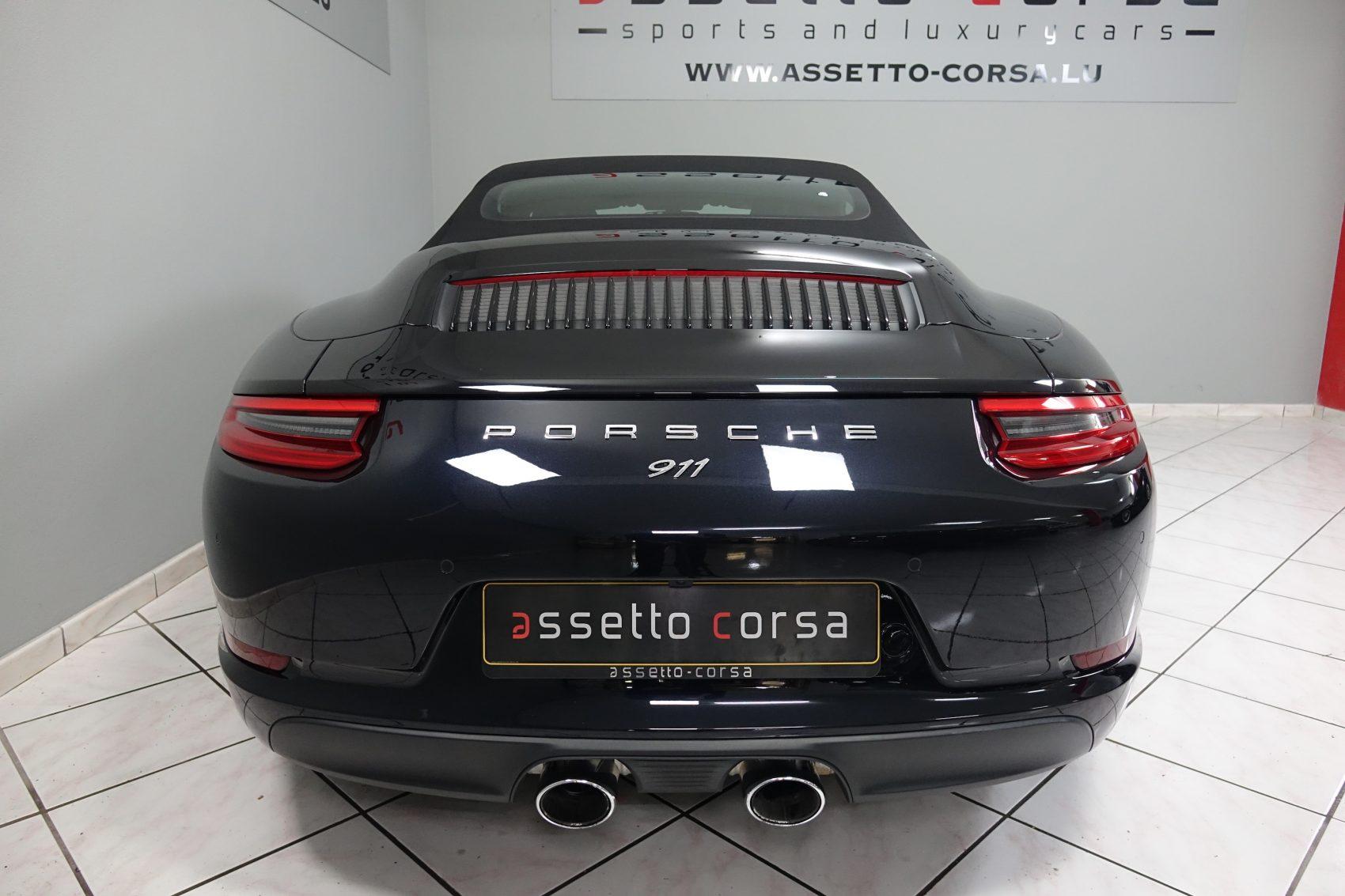 PORSCHE - 911 (991) CARRERA S CABRIOLET - Assetto Corsa