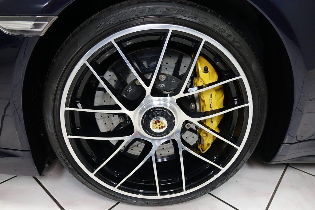 PORSCHE - 911 (991) TURBO S CABRIO - Assetto Corsa