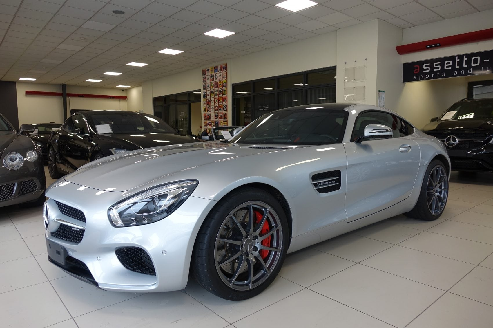 mercedes benz amg gt s coupe assetto corsa. Black Bedroom Furniture Sets. Home Design Ideas